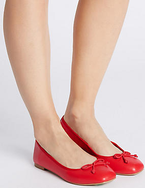Bow Pump Shoes