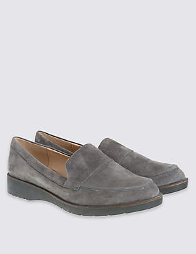 Leather Modern Loafer with Footglove™