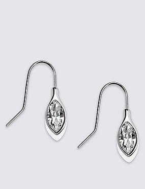 Navette Drop Earrings MADE WITH SWAROVSKI® ELEMENTS