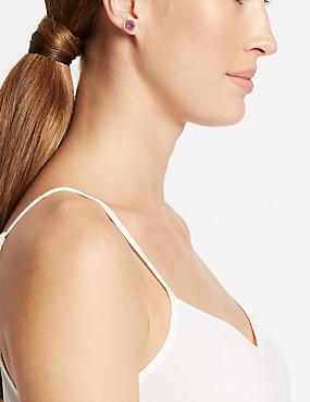 4 Pack of Stud Earrings Set, , catlanding