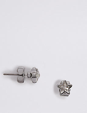 Diamanté Star Stud Earrings MADE WITH SWAROVSKI ELEMENTS