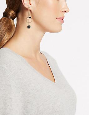 Stick Ball Mix Up Earrings, , catlanding