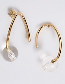 Ball Tip Earrings