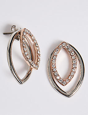 Double Sparkle Earrings