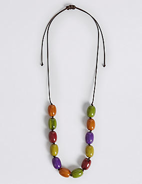 Multi Grape Necklace