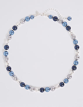 Coloured Pearl Necklace, , catlanding