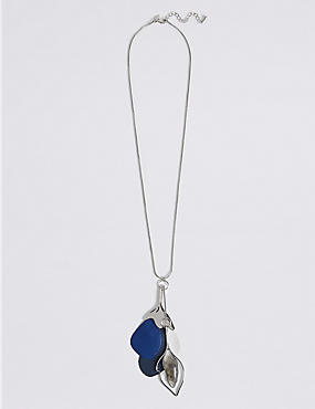 Petal Long Necklace
