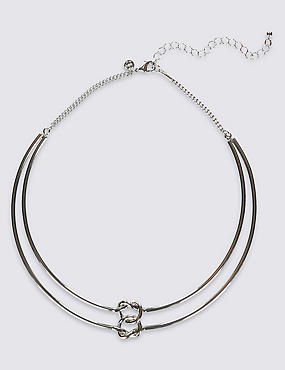 Knot Chain Necklace