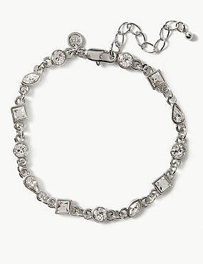 Sparkle Trail Bracelet MADE WITH SWAROVSKI® ELEMENTS