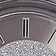 Glitter Round Face Watch, GREY MIX, swatch