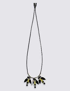 Long Line Posy Necklace