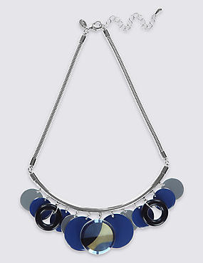 Circle Layer Necklace