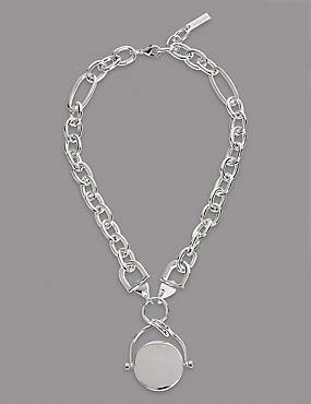 Spinner Chain Necklace, , catlanding