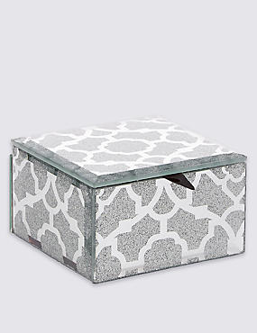 Glitter Small Jewellery Box