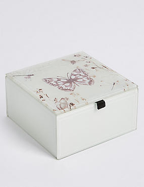 Butterfly Bloom Jewellery Box
