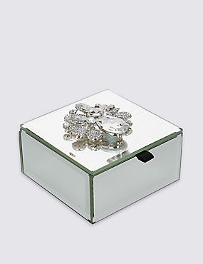 Mini Brooch Jewellery Box