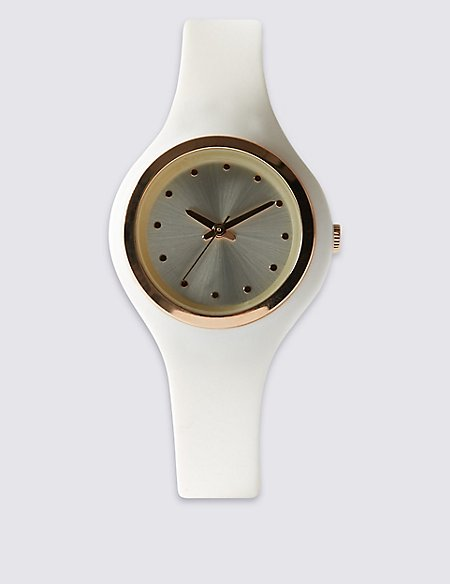 Round Face Mini Sports Watch