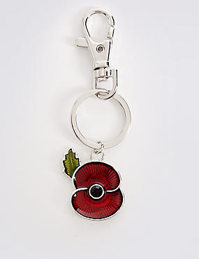The Poppy Collection® Keyring