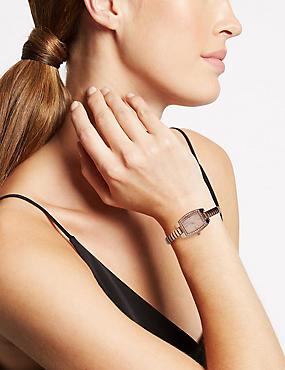 Rectangular Face Expander Watch, , catlanding