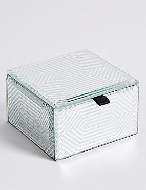 Geometric Jewellery Box, , catlanding