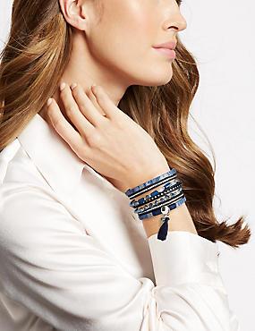 Wrapped Cuff Bracelet, , catlanding