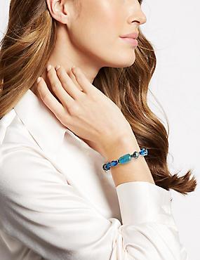 Sparkle Beaded Bracelet, , catlanding