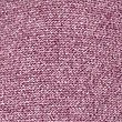 Pure Cashmere Ribbed Hem V-Neck Jumper, LILAC, swatch