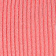 Ribbed Polo Neck Jumper, WATERMELON, swatch