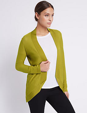 Flossi Open Front Cardigan