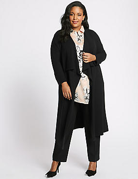 CURVE Waterfall Longline Cardigan
