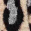 Animal Print Longline Cardigan , OATMEAL MIX, swatch