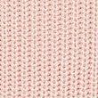Pure Cotton Cable Knit Slash Neck Jumper, BUBBLEGUM, swatch