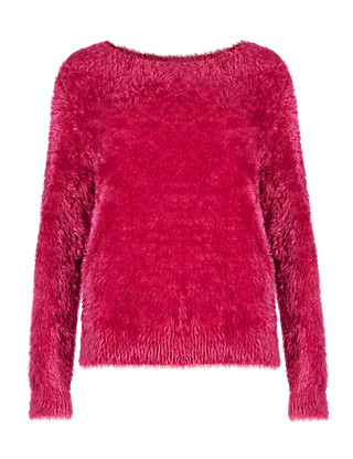 Supersoft Fluffy Jumper Clothing