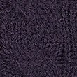 Split Neck Cable Jumper, DEEP PURPLE, swatch