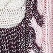 Cotton Rich Colour Block Slash Neck Jumper , MULTI, swatch