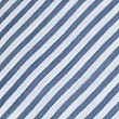 Pure Cotton Striped Lightweight T-Shirt, BLUE MIX, swatch