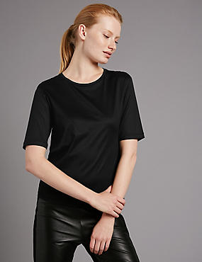 Luxury Short Sleeve T-Shirt