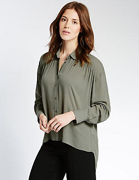 Loose Fit Romantic Blouse