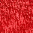 Textured Round Neck Short Sleeve Top , RED, swatch