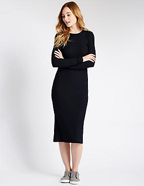 Tailored Fit Tube Dress