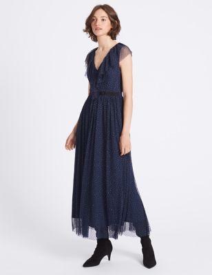 Marks n spencer maxi dresses evening