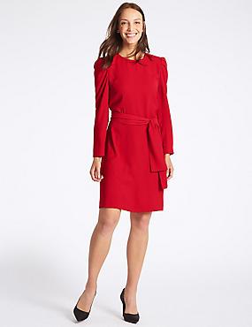 Long Sleeve Tunic Dresses | M&S
