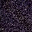 Lace Half Sleeve Bodycon Dress , PURPLE, swatch