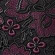 PETITE Lace Cap Sleeve Bodycon Midi Dress , PLUM, swatch