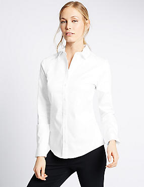 Cotton Rich Perfect Shirt