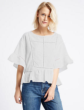 Womens Shirts | Ladies Casual & Chiffon Blouses | M&S