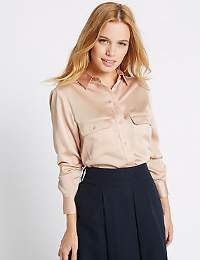 PETITE Long Sleeve Shirt