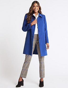 Patch Pocket Coat