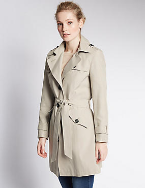 Mac & Trench Jackets | Trench coats for women | M&S