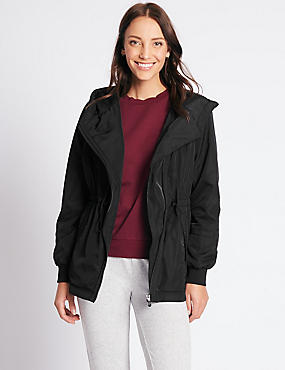 Asymmetric Jacket with Stormwear™
